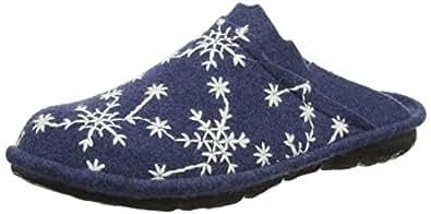Romika Damen Mikado 98 Pantoffeln, Grau (Anthrazit-Kombi (701)), 41 EU
