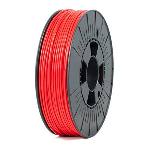 ICE FILAMENTS ICEFIL3PLA010 PLA Filament, 2,85 mm, 0,75 kg, Romantic Red