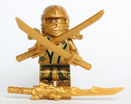 LEGO Ninjago - The GOLD Ninja