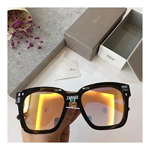 day spring online shop Shiny Black Grey Mirror Women's Sunglasses Running Cycling Fishing Glass for di JAD-Black Orange