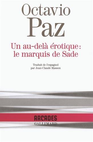 Un Au-delà érotique : le Marquis de Sade