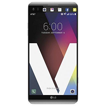 LG V20 H918 Single Sim T-Mobile Unlocked Imported (Titan Grey)