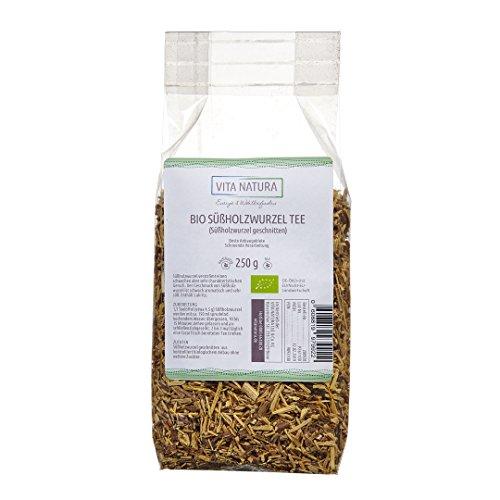 Bio Süßholzwurzel Tee 250g (Süßholzwurzel geschnitten kbA)