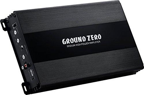 Ground Zero GZIA 1.600hpx II 1 canaux Amplificateur mono