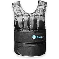 BodyRip Deluxe Gilet 2.0Poids pour rembourré Confort 5kg 10kg 15kg 25kg 30kg