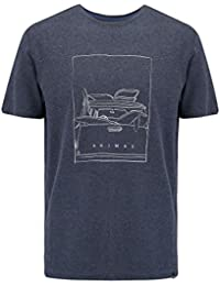 Animal Men's Woody Short Sleeve Crew Neck T-Shirt