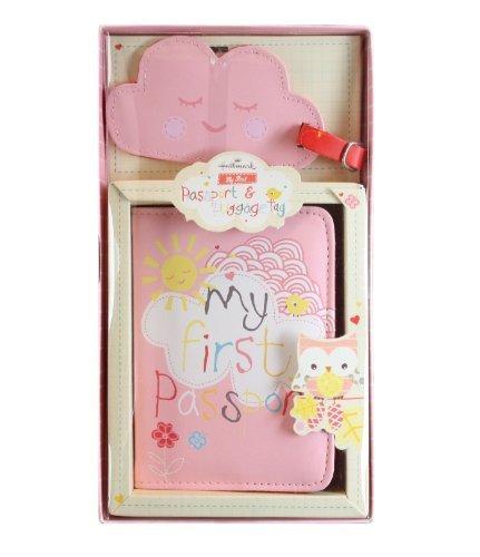 my-first-passport-holder-luggage-tag-pink-by-hallmark