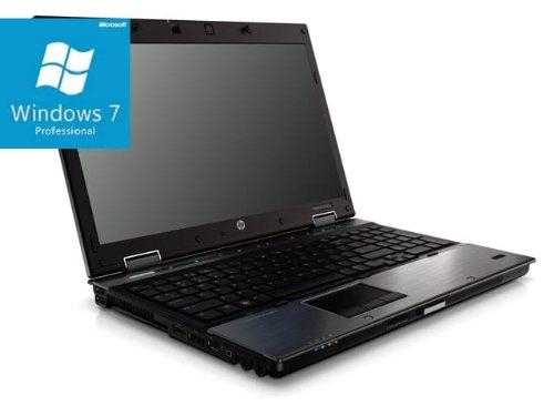 Hewlett Packard EliteBook 8540 W SK427UC/Intel 820QM Intel Core I7 4 x 1730 mhz/15.6 WIDE/1920 x 1080/NVIDIA Quadro 1024 MB/8192 MB DDR3/320 GB/DVDRW/WLAN Bluetooth Webcam LAN Etheret Fingerprint/W7PRO64/DE/OK Battery // / Retail Orange / 1, Wahl