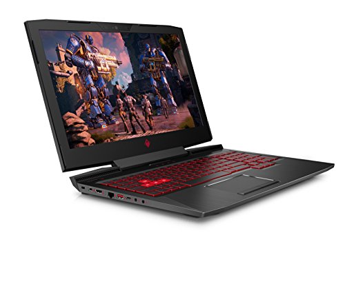 HP OMEN 15 i7 15.6 inch IPS Black