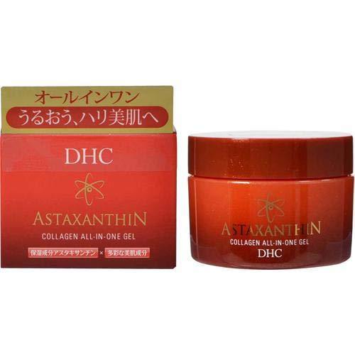 DHC Astaxanthin Collagen All-In-One Gel 120g