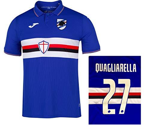 Soccer Jersey Sampdoria Camiseta Quagliarella Autentica