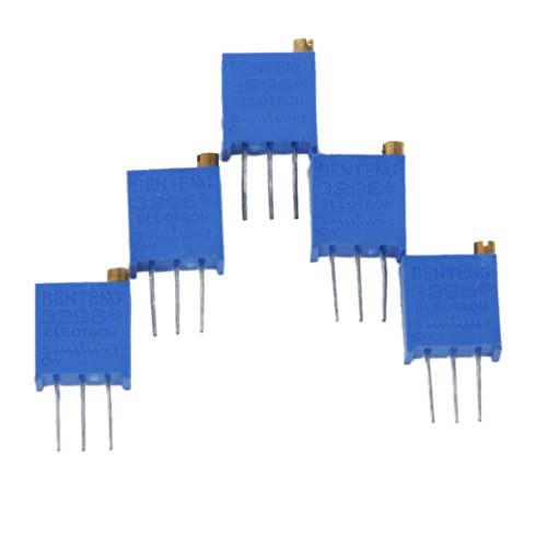 5pcs 50k Ohm 3296w-503 Trimmer TRIM POT Potenziometri