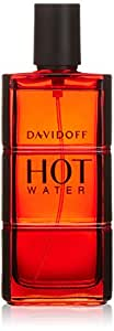 Davidoff Hot Water Men, Eau de Toilette Spray, 1er Pack (1 x 110 ml)