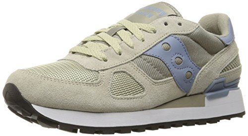 Saucony Shadow Original, Baskets Basses Femme Beige (Light Tan)