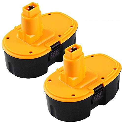 2X para Dewalt 18v Baterias 3.0Ah NIMH de herramienta eléctrica Repuesto Batería...