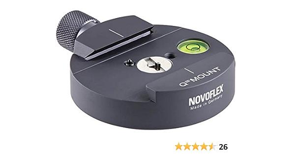 Novoflex Q Mount Schnellkupplung Kamera
