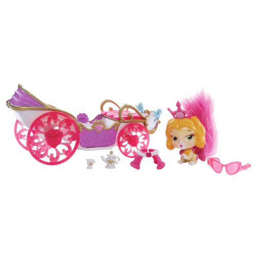 Palace Pets - 6023178 - Mini-bambola- Carrosse Royal Palace Pets