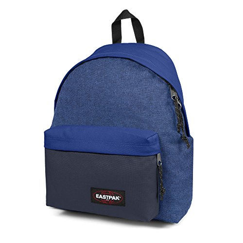 Eastpak Padded Pak'R Sac Scolaire, 42 cm, Bloxx Bleu