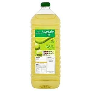 Morrisons Vegetable Oil, 3L