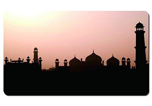 Badshahi Mosque Lahore–grande mouse pad/tappetino da tavolo 61x 35,6cm