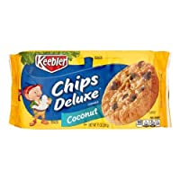 Keebler Chips Deluxe Coconut Cookies, 311g