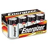 ENERGIZER C Alkaline Batteries 8 Batteries per Pack