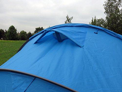 Himalaya Popup Kuppelzelt Outdoor für 2 Personen im Test - 4