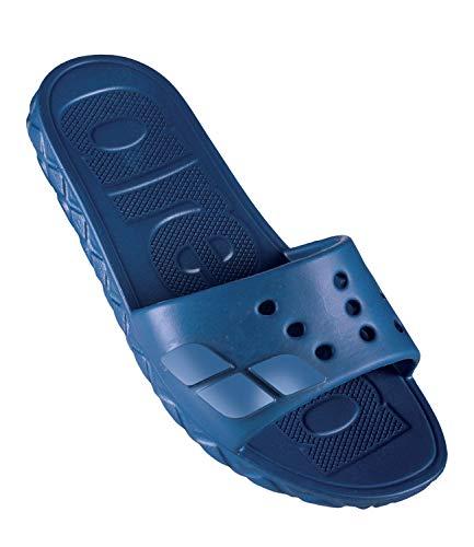 ARENA Kinder Badeschlappen Watergrip Junior 001457 Blue 36-37