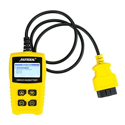 Auto Codeleser CS330 Scan für OBDII / EOBD / CAN Automotive Scanner Auto OBD2 Diagnose Tool Unterstützung Analysieren Autobatterie Spannung Genau - 6