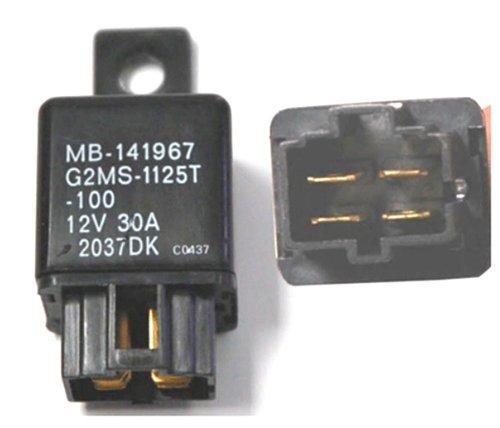 Draht, 30 Amp (2Geschirr Draht Relais 30Amp)