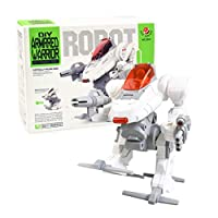 DIY Assembly Robot Kit Kids Gift Science Educational Toy lovely Kids TDevelopmental Baby Toys