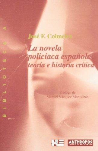 Novela Policiaca Española (Biblioteca A)