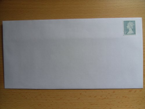 Bargain 1st Class Pre paid DL Envelopes x 100 Reviews