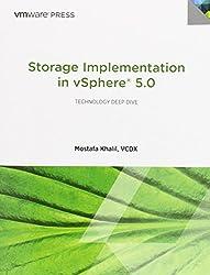 Storage Implementation in VSphere 5.0 (Vmware Press)