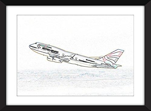 boeing-747-ligne-aerienne-british-airways-unframed-imprimer