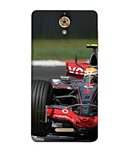 PrintVisa Designer Back Case Cover for Coolpad Mega 2.5D (Awsome photo red black green pickup)