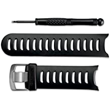 Garmin Replacement Watch Band/Strap for Forerunner 610 GPS Sports Watch - Black