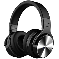 Moins de bruit. Plus de détente.Avec le casque COWIN E7 PRO, concentrez-vous sur ce qui compte vraiment : votre musique, vos films, vos vidéos. Isolez-vous des bruits indésirables : une rue bondée, le ronflement des moteurs d'un avion, un bureau en p...