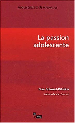 La passion adolescente