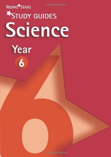 Rising Stars Study Guides: Science Years 6 (Rising Stars Study Guides Series) by various (2007-09-01)