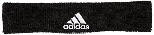 adidas Herren Tennis Stirnband, White/Black, OSFY