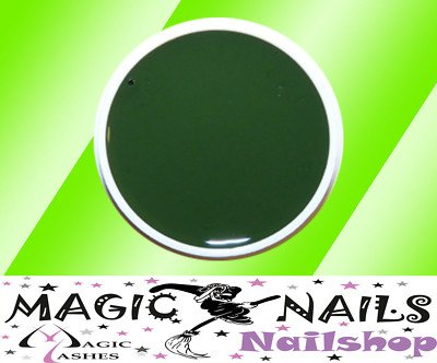Magic Items Gels UV – – Vert foncé qualité studio 15 ml