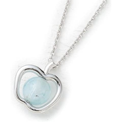 Este jewelry pendant (Aquamarine) (japan import)