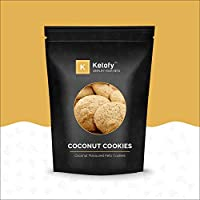 Ketofy - Coconut Keto Cookies (250g) | Coconut Flavoured Keto Cookies