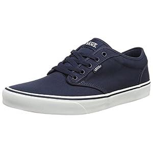 Vans Herren Atwood Canvas Blue Sneakers