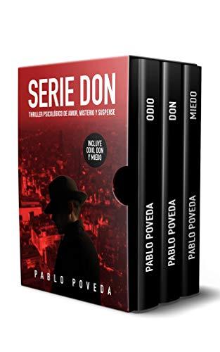 Serie Don: Volumen 1: Thriller psicológico de amor, misterio y ...