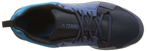 adidas Herren Terrex Tracerocker Trekking-& Wanderhalbschuhe blau (Azunoc/Negbas/Petmis)