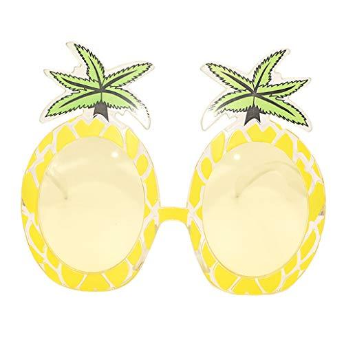 WooCo Adult Festival Cosplay Brille Funny Crazy Fancy Dress Brille Neuheit Kostüm Party Festival Karneval Sonnenbrille Zubehör für Frauen Damen Männer Herren(B,One - Kostüme Karneval Jugendliche