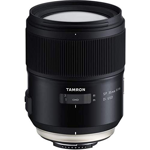 Tamron 35mm F/1.4 Di USD für Nikon (35 Mm Tamron)