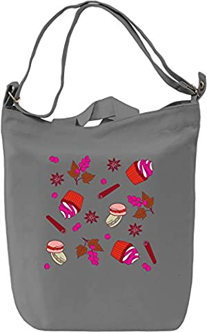 Christmas Deserts Leinwand Tagestasche Canvas Day Bag| 100% Premium Cotton